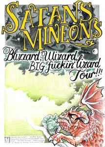 Blizzard Tour 2014