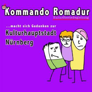 Kommando Romadur Kultursterbebegleitung