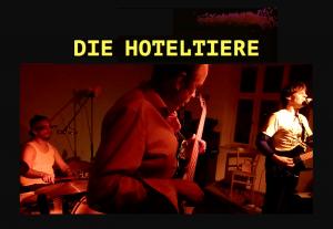 Konzert und LP-Release: Die Hoteltiere