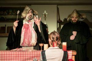 Theater Zwangsvorstellung: Weißwurstjahre